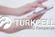 Turkcell Bedava SMS Kazanma