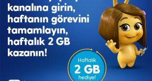 Turkcell Sen Yap Diye Kazan Kazandır Kampanyası