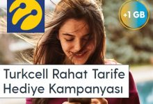 turkcell rahat paket