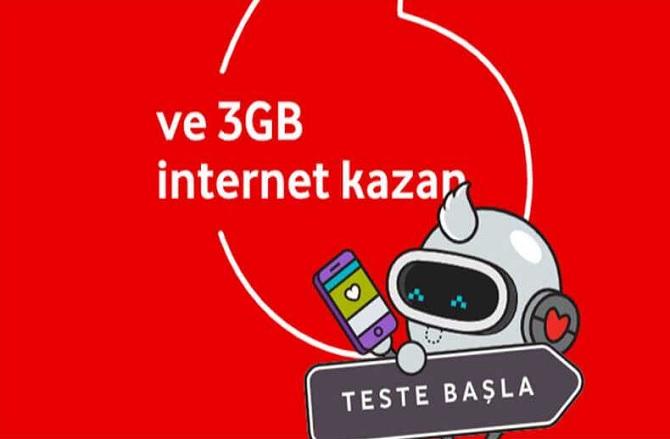 vodafone seviyorum interneti