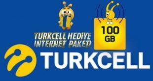 Turkcell Faturasız Ek İnternet Paketi