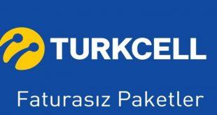 turkcell faturasız paketler