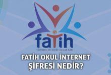 Güncel Fatih Wifi, Fatih İnternet Şifresi