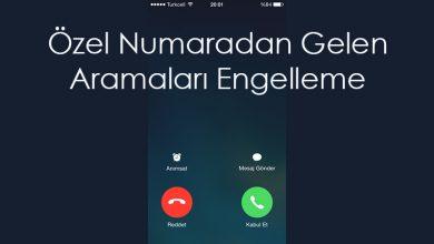 Turkcell Numara Engelleme Nasıl Yapılır ve Nasıl Kaldırılır