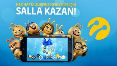 Turkcell Salla Kazan Kampanyası Nedir