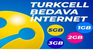 turkcell bedava internet faturasız