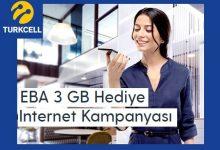 turkcell eba bedava internet