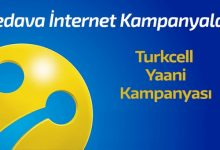 turkcell yaani bedava internet