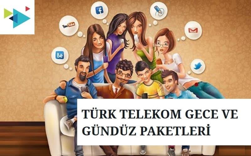 Türk Telekom Gündüz 10 GB İnternet Paketi