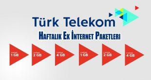 türk telekom ek internet