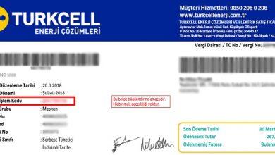 turkcell fatura ödeme tarihi