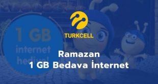 turkcell ramazan bedava internet