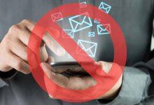bahis sitelerinden gelen sms engelleme