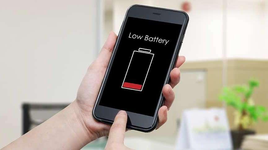telefonun şarjı neden çabuk biter