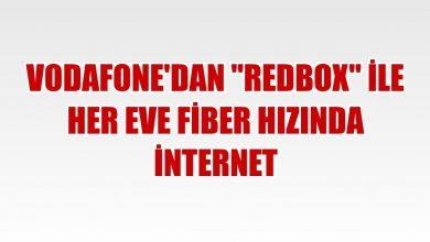 vodafone redbox nedir