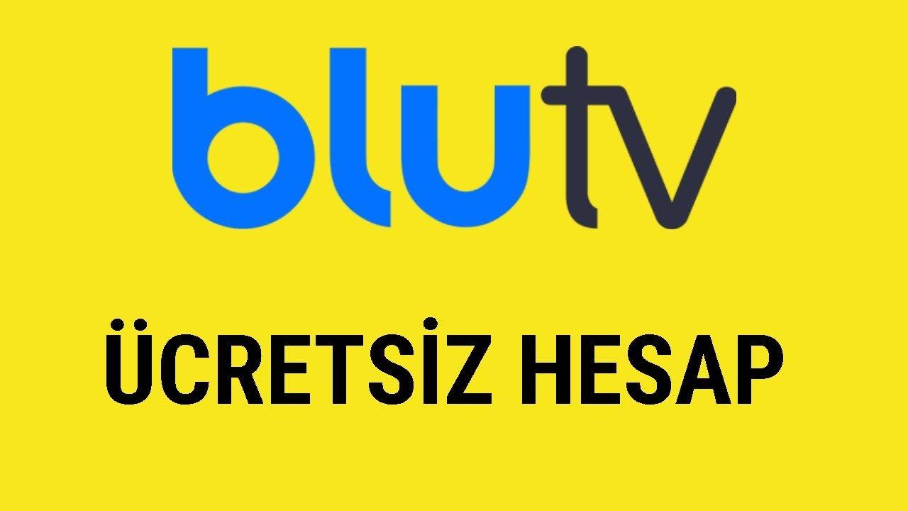 blu tv ücretsiz hesaplar