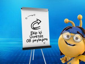 Turkcell biz internet paylaşımı
