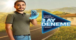 türk telekom gel dene