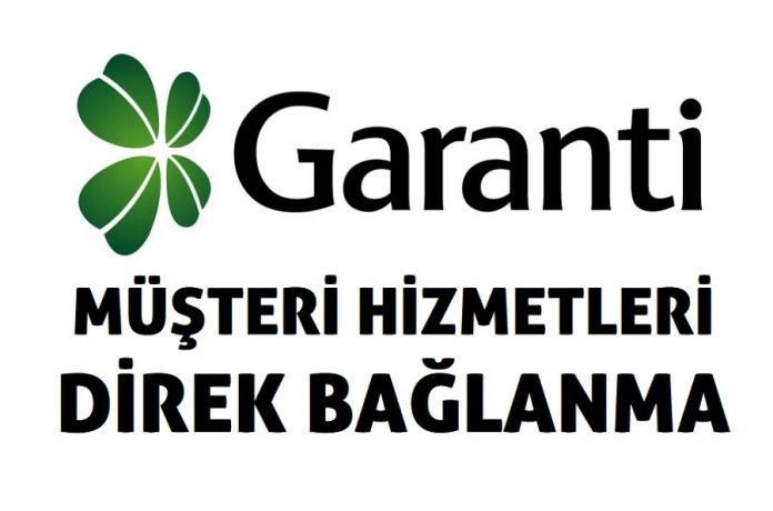 garanti bankası müşteri hizmetleri