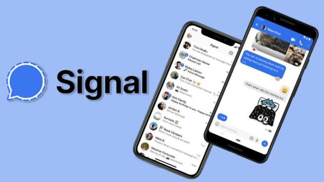 signal uygulaması nedir
