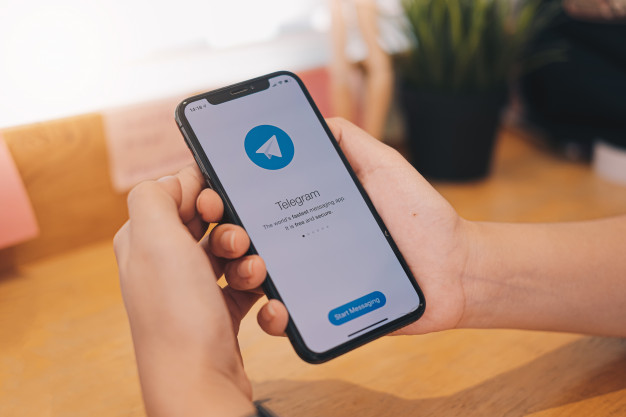 telegram hesap açma