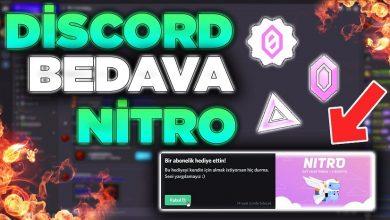 discord nitro kodları