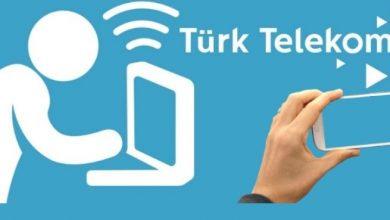 türk telekom kalan kullanım
