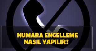 türk telekom numara engelleme