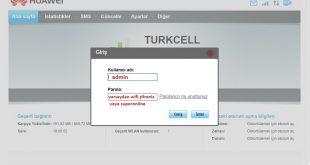 turkcell superbox modem
