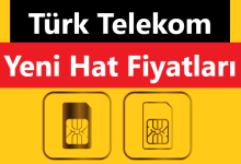 Türk Telekom Hat Fiyatları