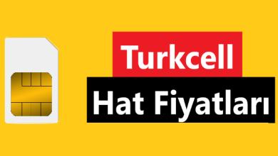 Turkcell Hat Fiyatları