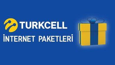 Turkcell İnternet Paketleri