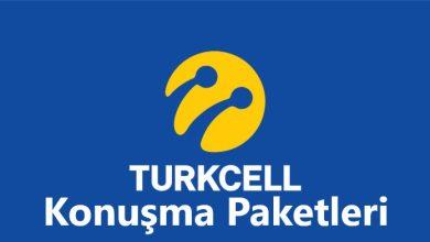Turkcell Konuşma Dakika Paketleri