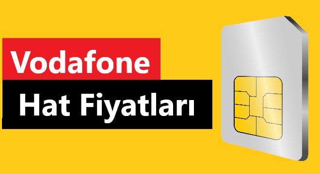 Vodafone Hat Fiyatları
