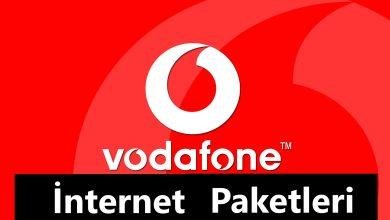 Vodafone İnternet Paketleri